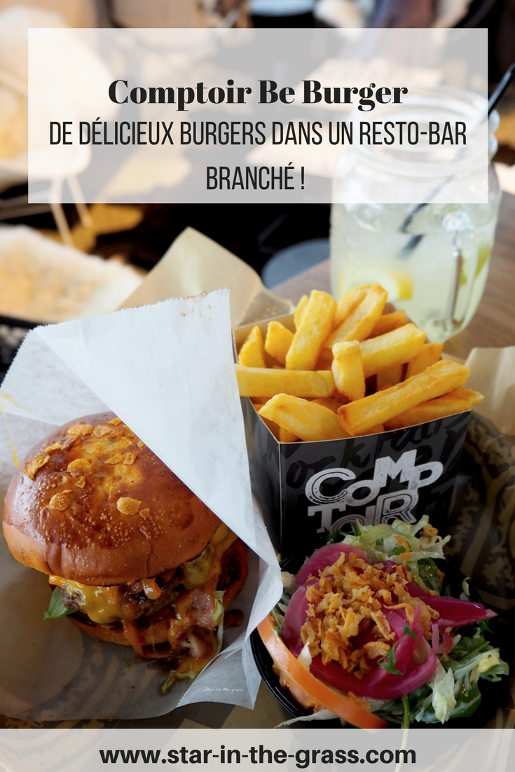 resto comptoir be burger