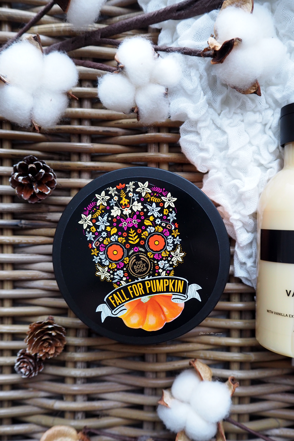 Beurre corporel Vanilla Pumpkin The Body Shop