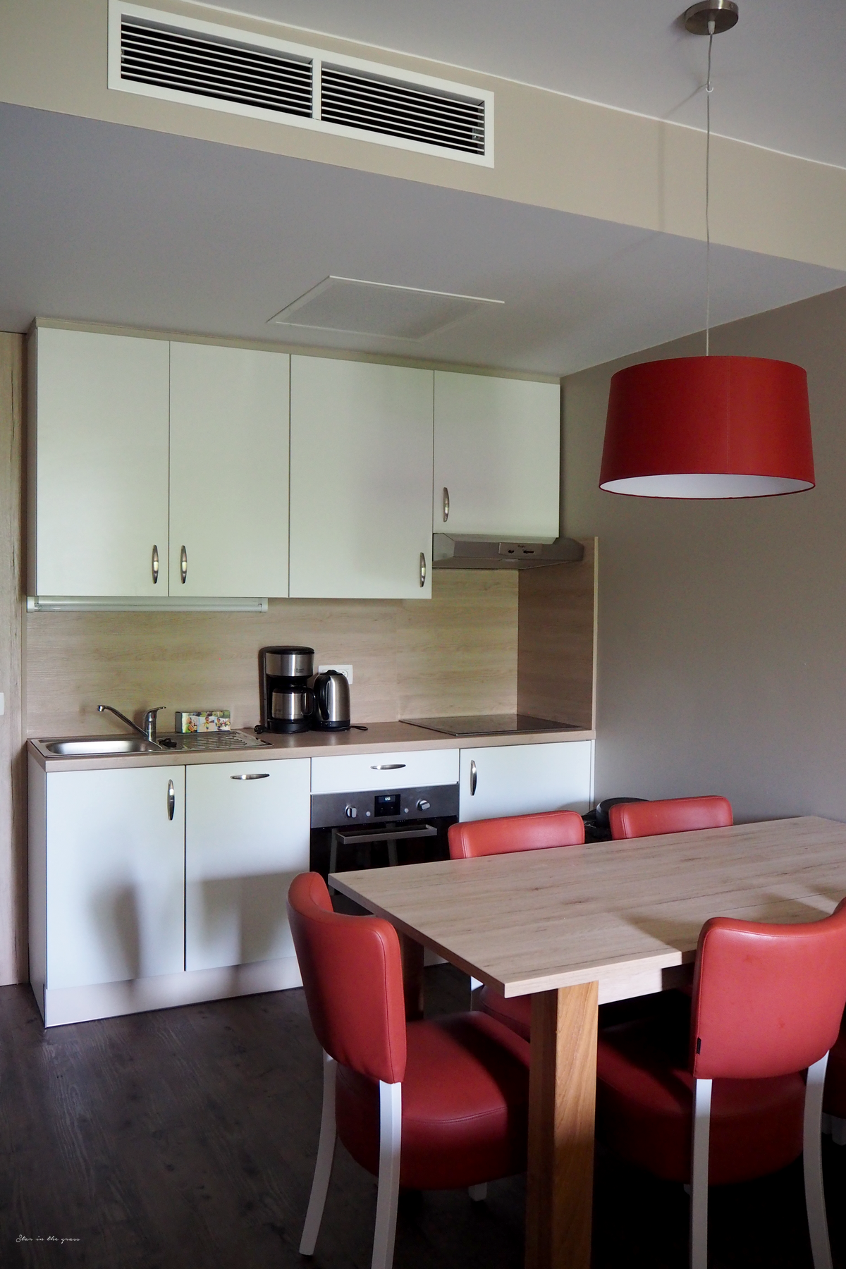 cuisine appartement holiday suites westende