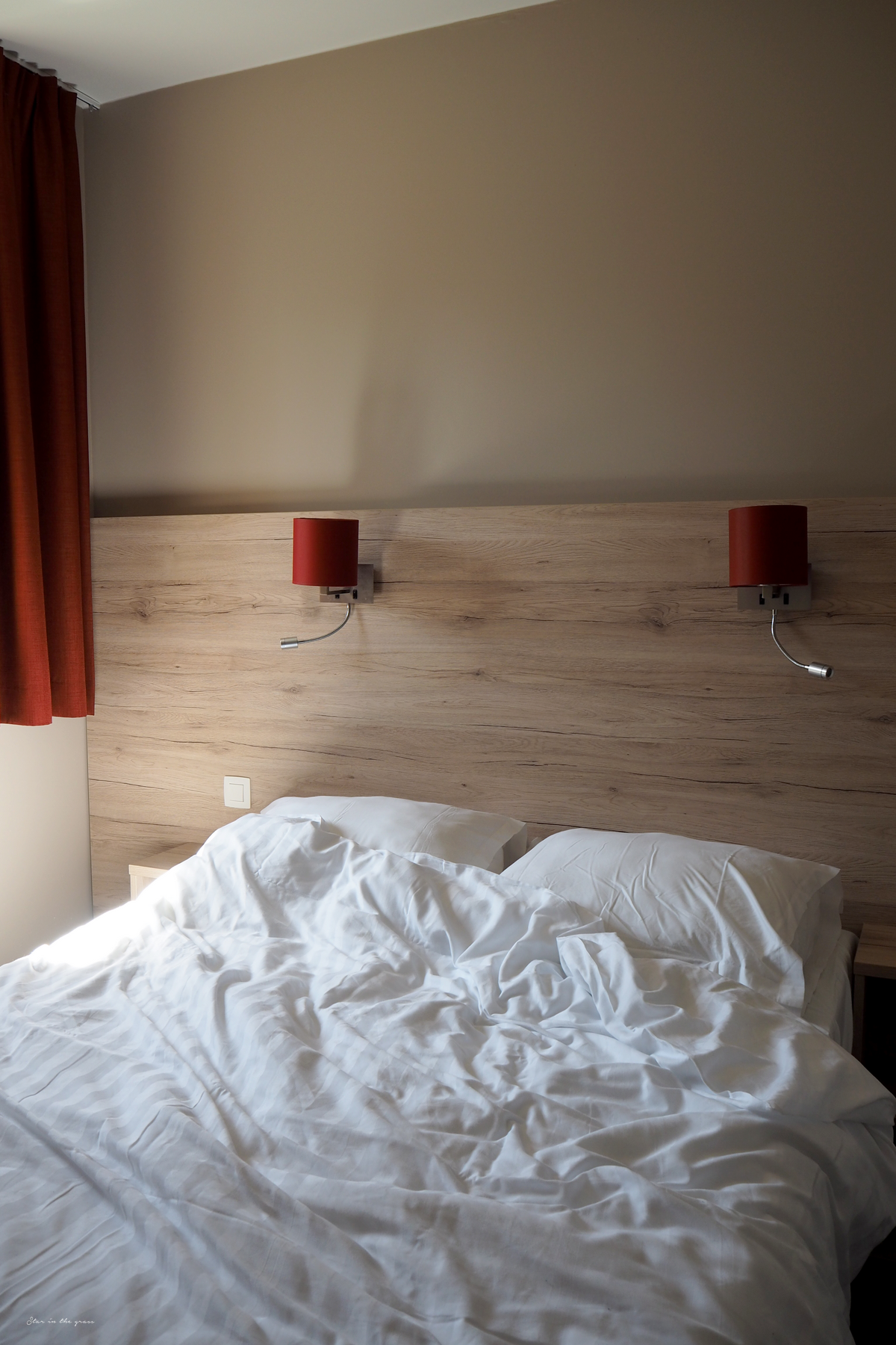chambre parentale appartement holiday suites westende