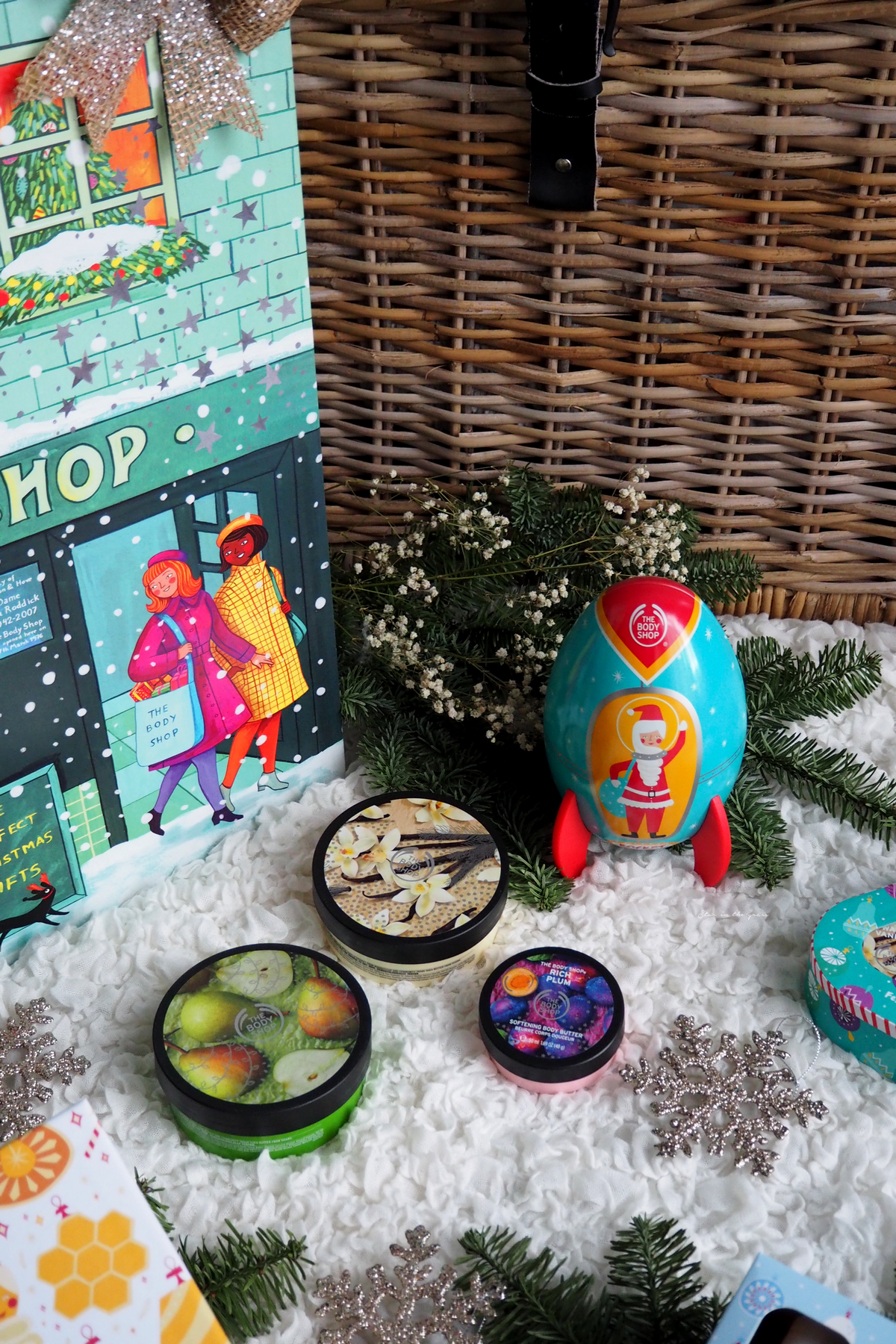 The Body Shop Collection Noël 2019