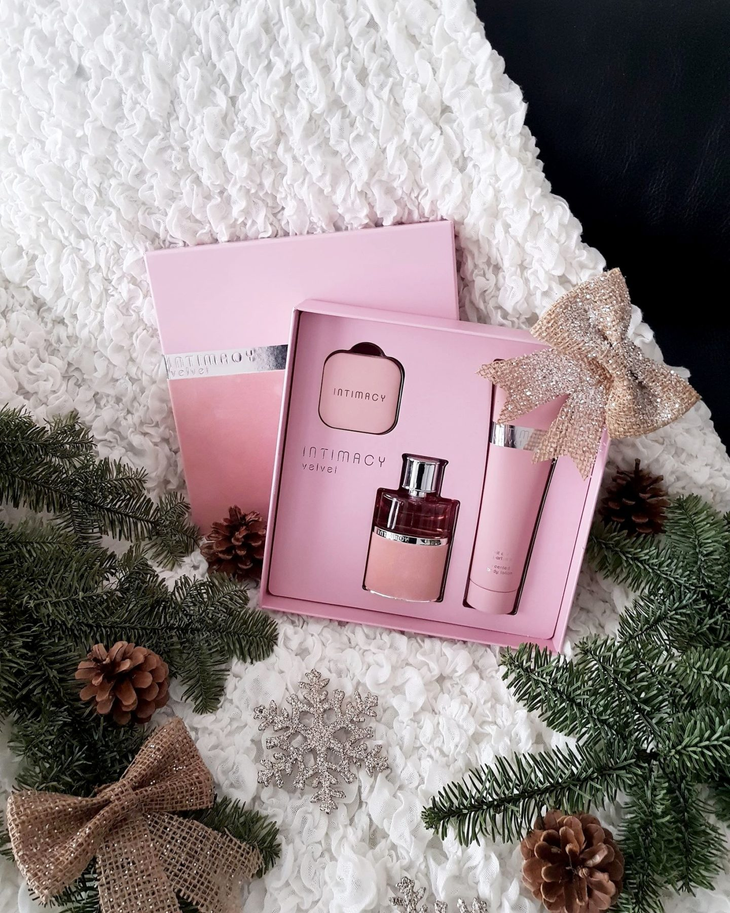 coffret velvet intimacy ici paris xl